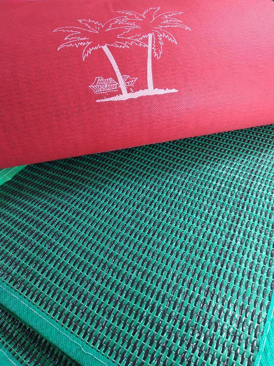 Підстилка для пляжу, пляжний килимок подвійний