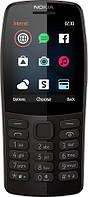 Телефон NOKIA 210 Dual SIM (black)