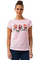 Женская футболка De Facto 037