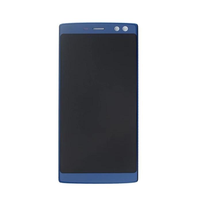 LCD з тачскріном для смартфона Doogee BL 12000 Синій