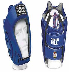 """Шлем """"UBF"""" лицензированный федерацией бокса Украины Green Hill"""