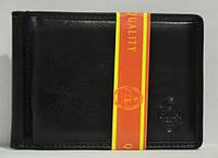 Зажим для денег P.T.K.-1 Collection Eligius (кож. зам.), BL-1006, Черный