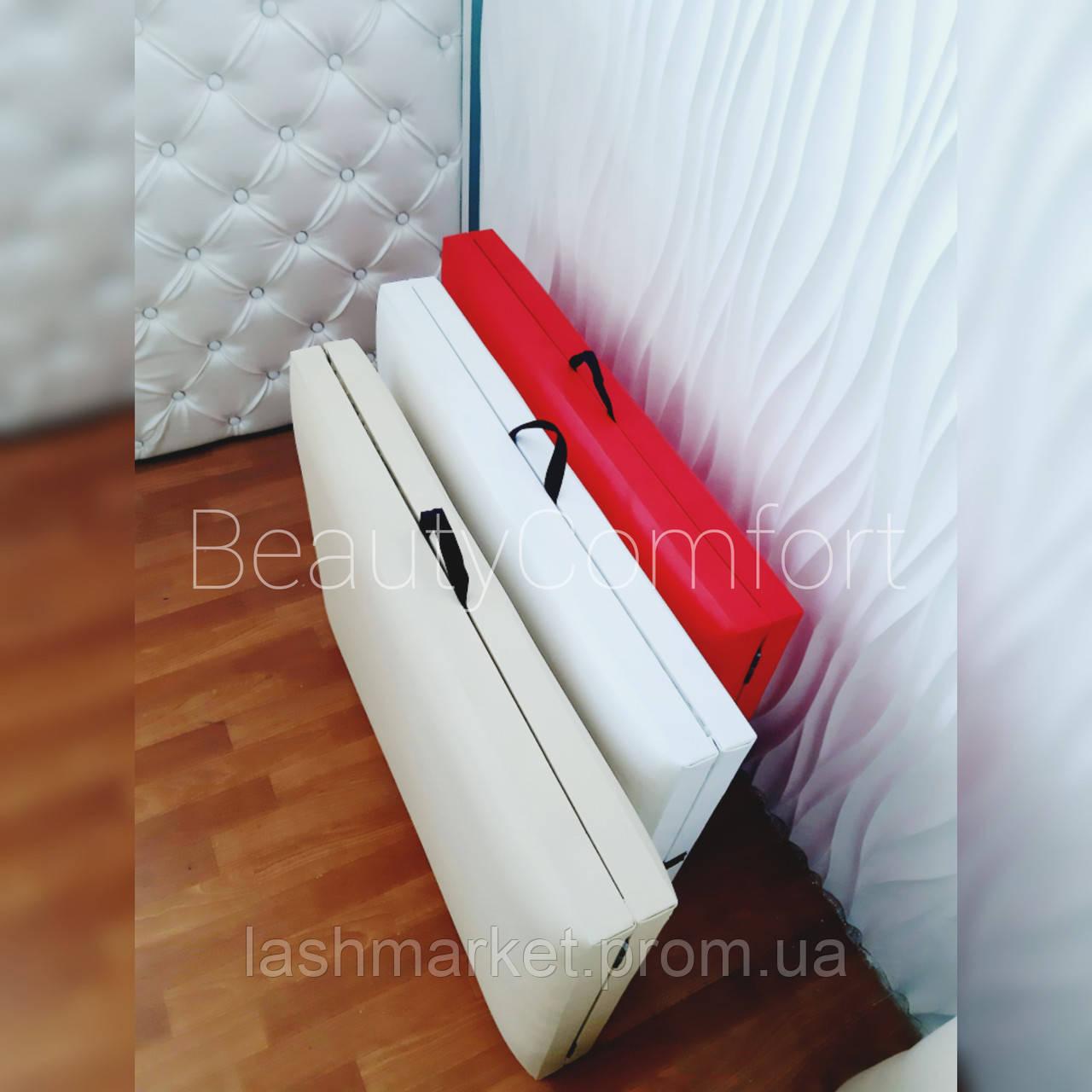 """Кушетка """"Бюджетная"""" №2 для наращивания ресниц, татуажа, косметологии"""