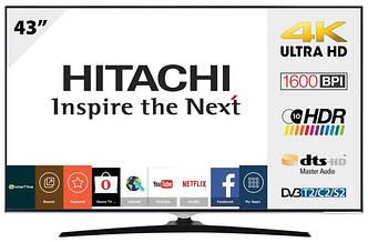 LED-телевизор Hitachi 43HK6500