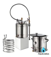 Домашняя пенноеварня AquaGradus CraftMaster - комплект 50 литров
