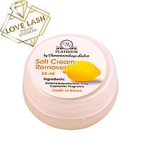 Ремувер кремовый TM Platinum с ароматом Лимона