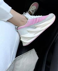 Женские кроссовки adidas Shark Pink