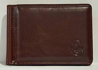 Зажим для денег P.T.K.-1 Collection Eligius (кож. зам.), COF-1010, Коричневый