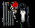 Перфоратор Sakuma RH0228 (1010 Вт), фото 3