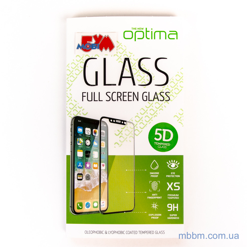 Optima 5D Xiaomi Mi A2 black 6X