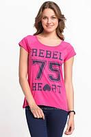 Женская футболка De Facto 045
