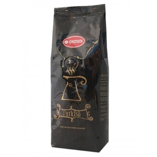 купить молотый кофе Gemini Turkish