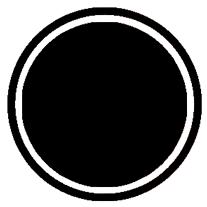 забор из профнастила | черный профнастил
