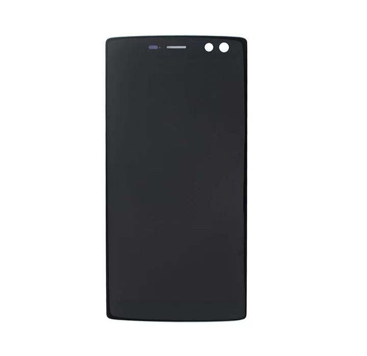 LCD з тачскріном для смартфона Doogee BL 12000 PRO Чорний