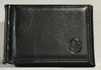 Зажим для денег P.T.K.-1 Collection Eligius (кож. зам.), BL-1005, Черный