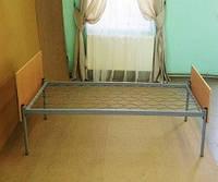 Кровать комбинированная одноярусная с быльцами ОДСП КП