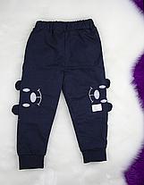 """Детские штанишки """"Мордочка"""" для мальчиков и девочек (26-32), фото 2"""