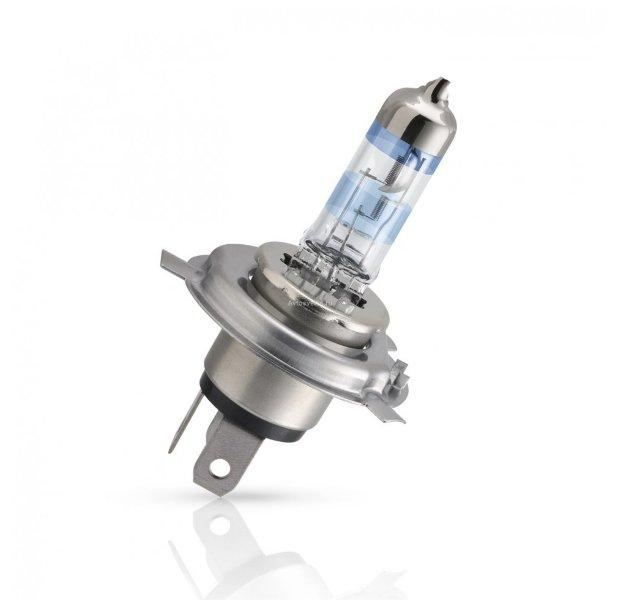 Лампа галогенова 12V H4 60 / 55W P43T RANGE POWER + 110%