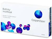 Линзы для глаз Biofinity Multifocal