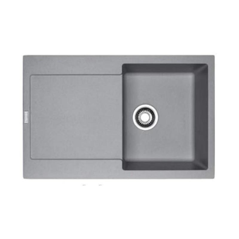 Кухонная мойка Franke Maris MRG 611 серый камень