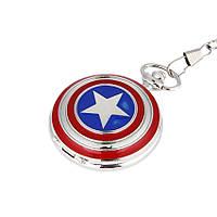 """Часы карманные """"Капитан Америка"""""""
