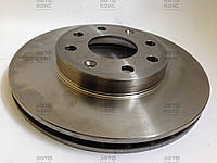 Тормозной диск передний Brembo 09309020 на Daewoo Kalos /Chevrolet Aveo, Kalos, Spark (R13)