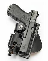 Кобура Fobus Paddle Holster для пистолетов Glock 17/22  EM17