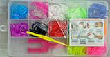 Гумки для плетіння - Набір 12 кольорів №4, фото 3