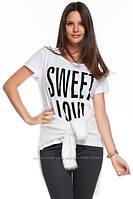 Женская футболка De Facto 048