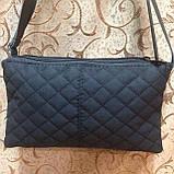 Клатч женский Сумка стеганная(стеганая сумка)только ОПТ/женский барсетки/Сумка для через плечо, фото 2