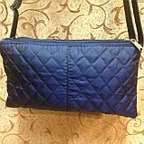 Клатч женский Сумка стеганная(стеганая сумка)только ОПТ/Спорт барсетки adidas//Сумка для через плечо, фото 2