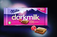 Шоколад Milka Dark Himbeer