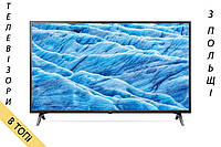 Телевизор LG_43UM7100 Smart TV 4K/UHD 1600Hz T2 S2 2019 год из Польши