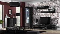 Гостиная Soho II Cama черный/черный глянец