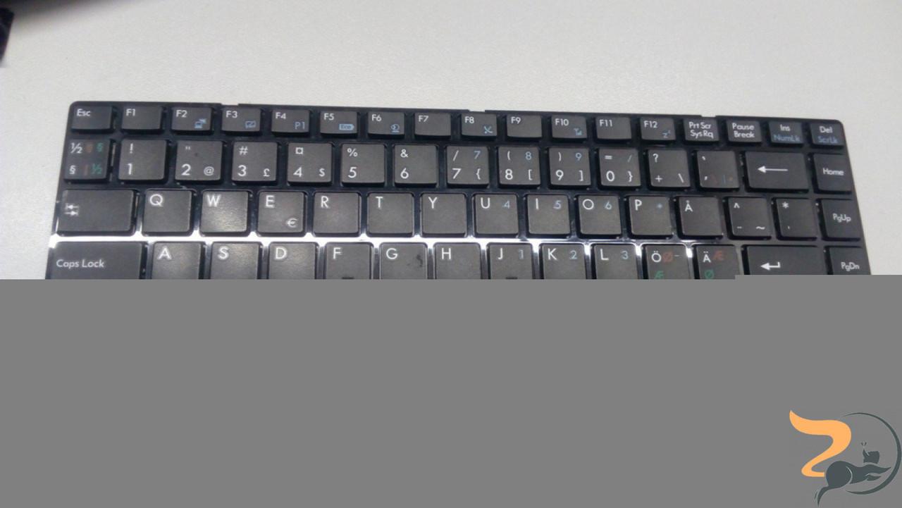 Клавіатура для ноутбука Medion Akoya E2312, б/в