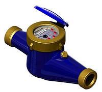Счетчик холодной воды Gross MTK-UA 25 многоструйный домовой класс В
