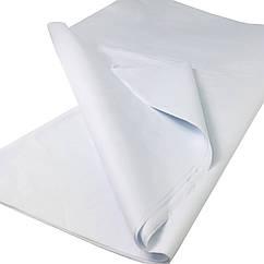 Тишью большого формата 78 х 108 см белая