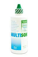Раствор для линз MULTISON 375 ml