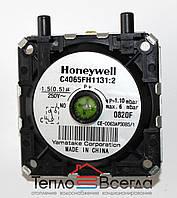 Запчасти к котлам Прессостат дымовых газов Honeywell