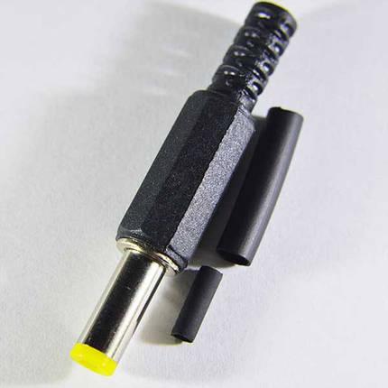 Разъем (коннектор, штекер) питания 5,5/2,5 мм. универсальный ПРЕМИУМ, фото 2