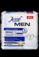 Спец. прокладки для мужчин MEN Hygiene-Einlagen Mittel für Männer ***** 10шт