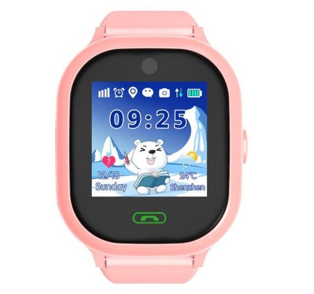 Детские Водонепроницаемые Умные Часы с gps DS-05 Pink