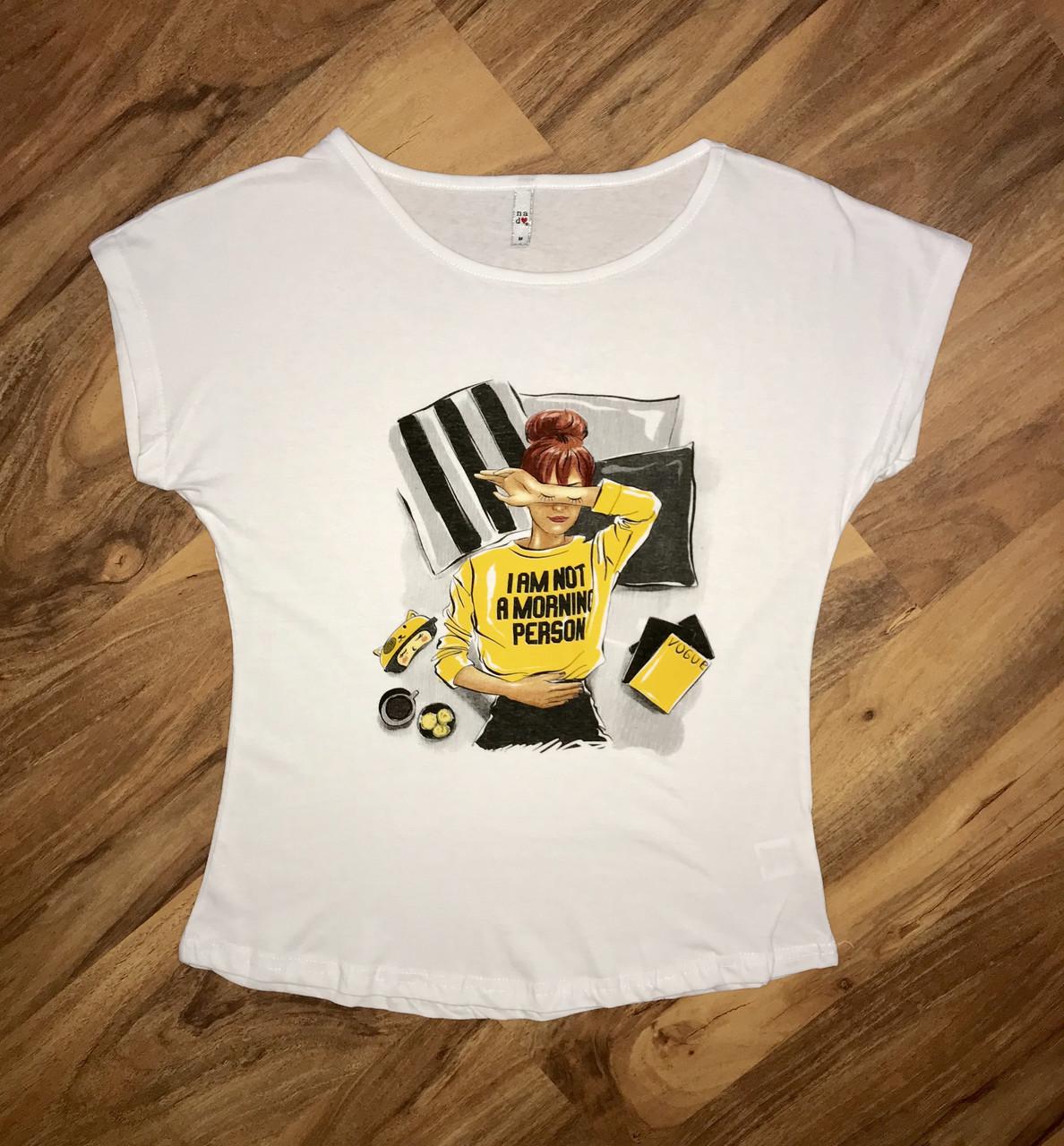 Женская футболка Nado