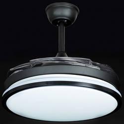 Люстра Вентилятор світлодіодна SF-8812 HEISE