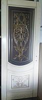Вітраж для міжкімнатних дверей, фото 1