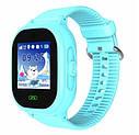 Детские Водонепроницаемые Умные Часы с gps DS-05 Blue, фото 2