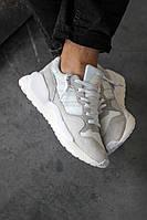 Кроссовки Adidas ZX 930 x EQT белые (реплика ААА+), фото 1