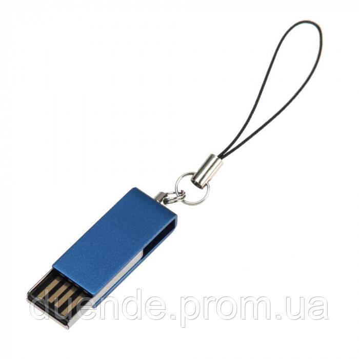 Флеш-память USB 8 Гб, USB накопитель 8 Гб, цвет Синий - su 91060811