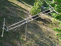 подставка род под на пять удидищ kaida\weida состав металл, фото 1