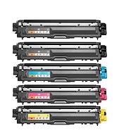 Набор из 5 сменных картриджей для принтеров Brother TN241 DCP-9015CDW DCP-9020CDW, фото 1